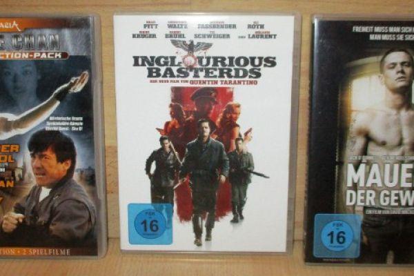 Filme auf DVD
