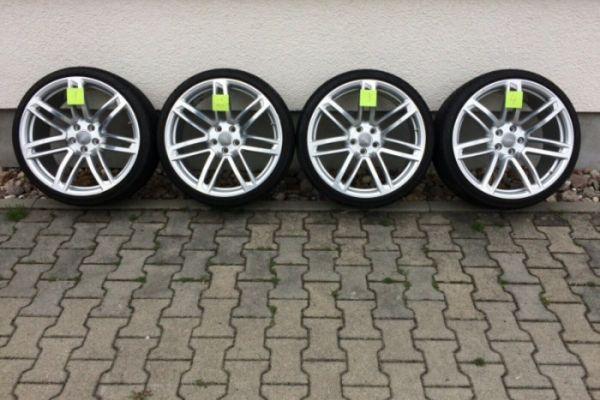 Audi RS7 9 X 20 ET35 Felgen