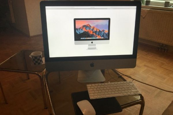 iMac 21,5 Zoll Late 2015