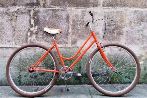 Neu Fahrrad der Marke Glanzrad