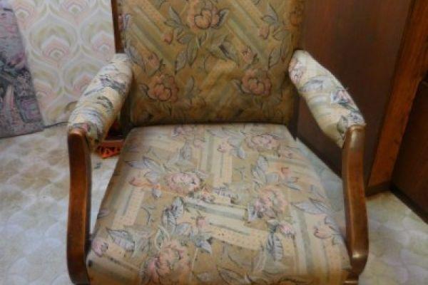 Sitzstuhl gepolsterte