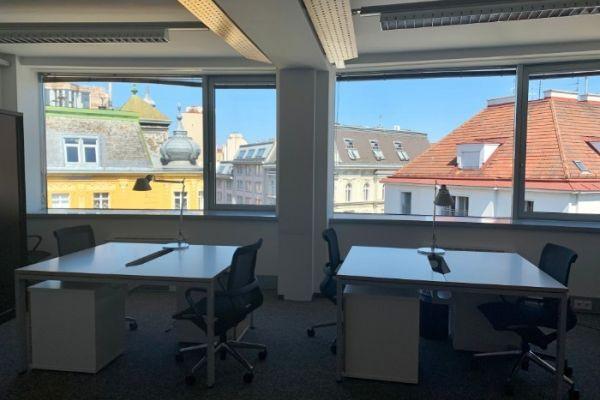 Offener Workspace für bis zu 8 work stations
