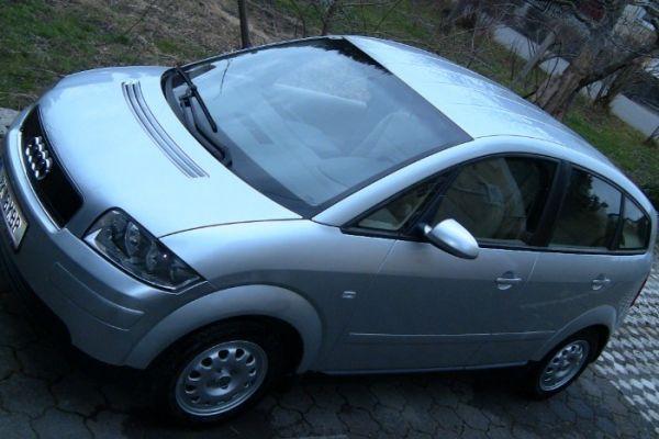 Audi A2, 1,2TDI, 3l-Auto 109 TKM, 6.990.-€