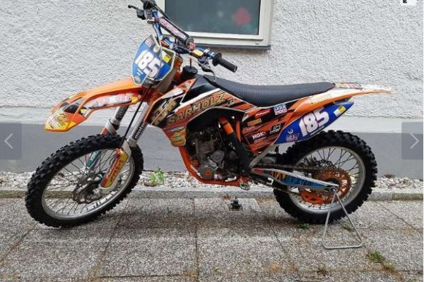 KTM 250 Motocross SX-F