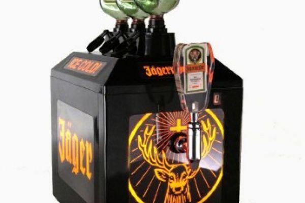 Verkaufe Jägermeister Zapfmaschine