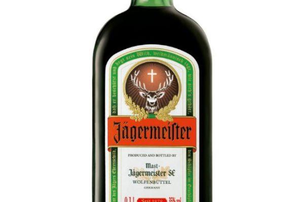 Lt. Flaschen Jägermeister