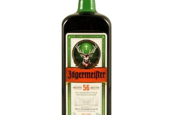 1,75Lt. Flasche Jägermeister