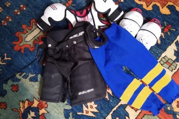 Eishockey Ausrüstung Euro 65,-
