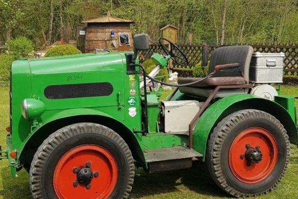 Drexler Traktor Linz