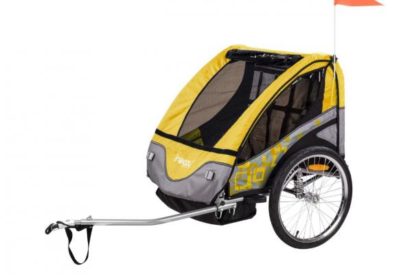 Fahrradanhänger für Kinder zu kaufen gesucht