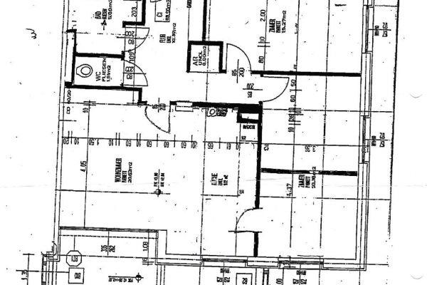 Wunderschöne 4 Zimmer Eigentumswohnung mit 88m2 + 12m2 Südbalkon (an der Mur)