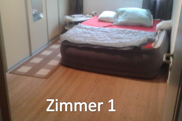 2 WG Zimmer ab 1.September / Natur Pur!