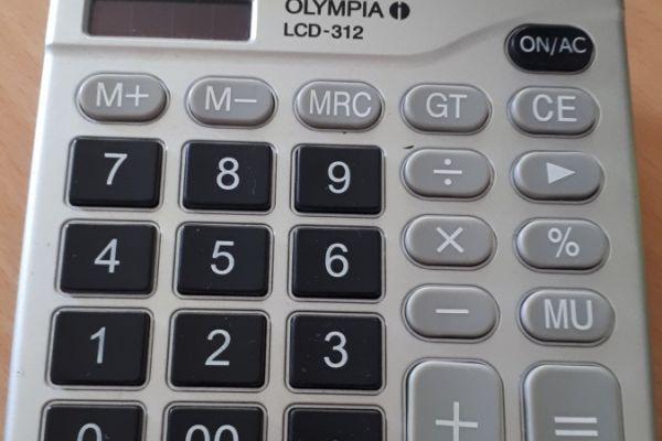 Taschenrechner zu verkaufen