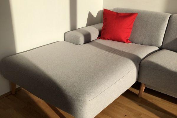 Hochwertiges Grüne Erde Sofa