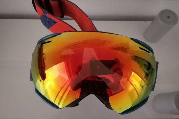 Skibrille Scott Neu!