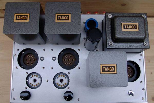 Tango Ed AD1 NOS Telefunken EF14 Klass A Röhrenverstärker