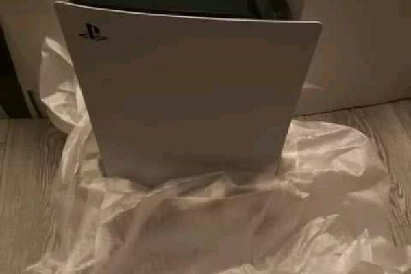 PlayStation 5 disc version