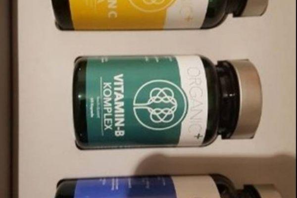 Organic + Kapseln Neu!