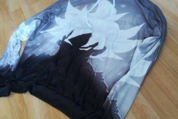 DragonBall Pullover Neu!