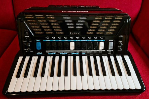 Roland FR-3x V-Accordion Akkordeon