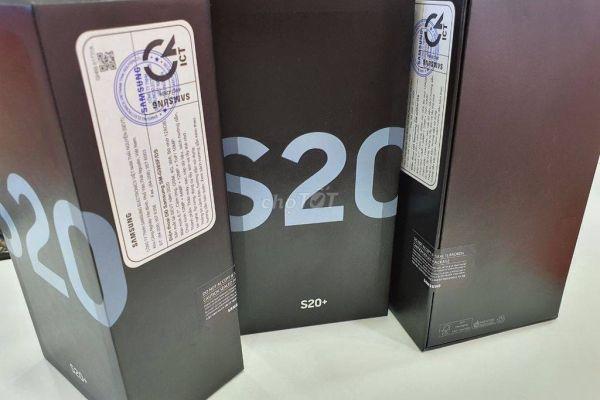 neues Samsung Galaxy S20-S20 Ultra 128 GB freigeschaltet