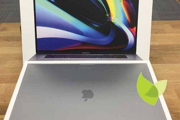Neues Apple Macbook Pro 16- i9 - Intel Core 9. Gen.