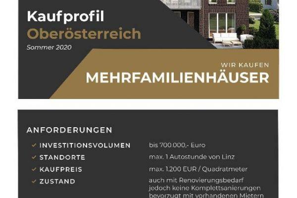 Suche/Kaufe Mehrfamilienhäuser