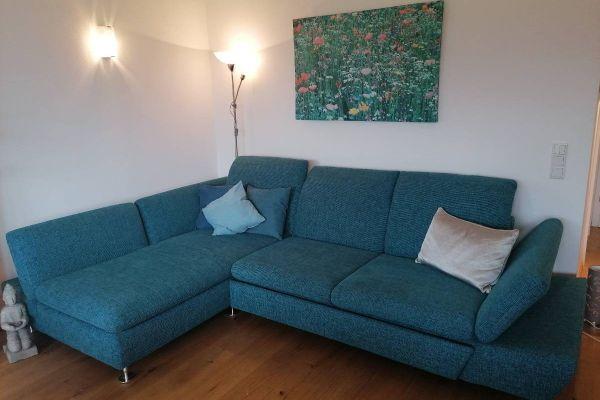 Couch Jazz Plus Sitzgruppe Sofa Topzustand mit allen Zusatzfunktionen