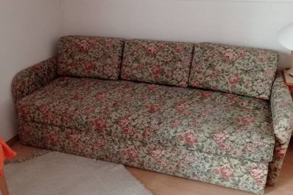 Vintage Schlafcouch