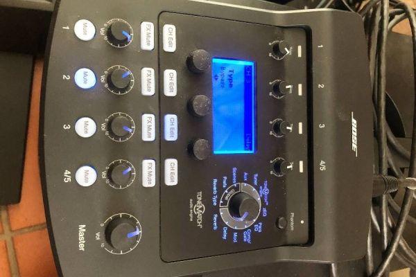 BOSE Tonematch Mischpult für Bose L1 M 2 Anlage
