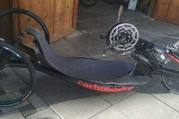 Handbike Rennbike Carbon