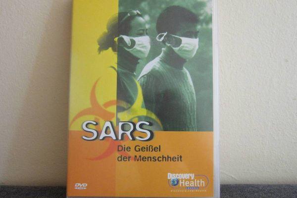 SARS - Die Geißel der Menschheit - Doku Dvd