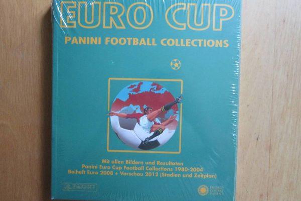 Panini Euro Cup Football Collections - 1980 - 2004  - Rarität