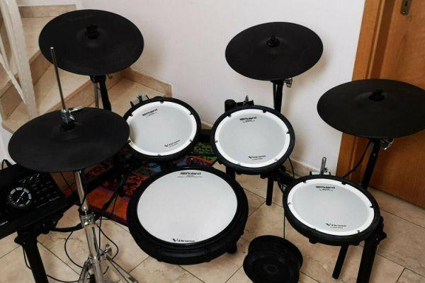 Roland TD 17 KVX E-Drum Set wenig gebraucht