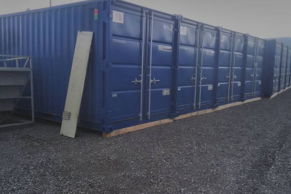 Container zu vermieten