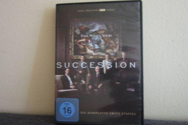 Succession - Die komplette erste Staffel - HBO Serie