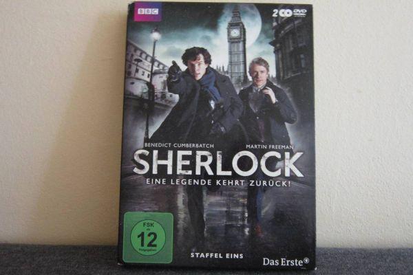 Sherlock - 1. Staffel