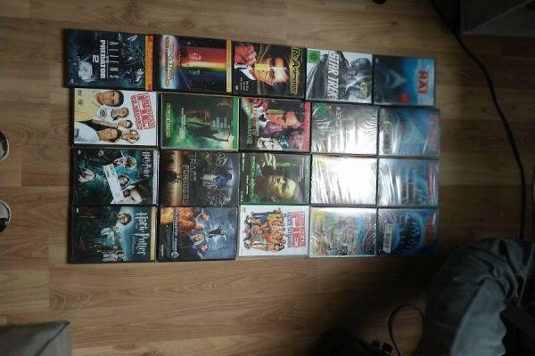 DVDs Verkauf