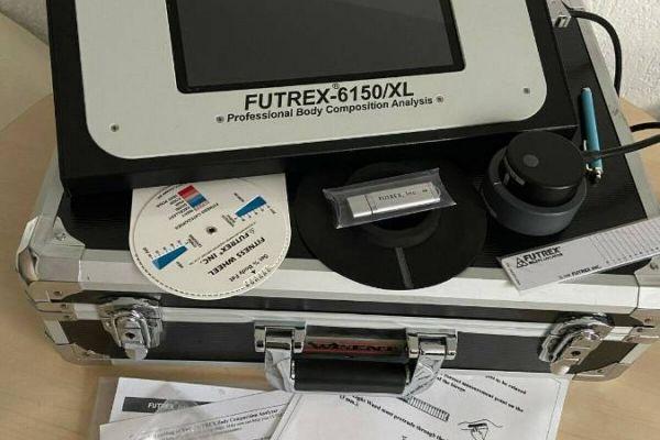 Futrex 6150 / XL Körperfettmessgerät Nah-Infrarot-Messtechnik BMI Musk