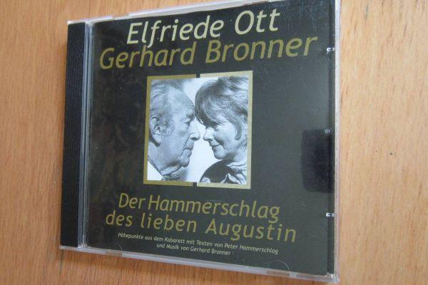 Elfriede Ott / Gerhard Bronner - Der Hammerschlag des lieben Augustin