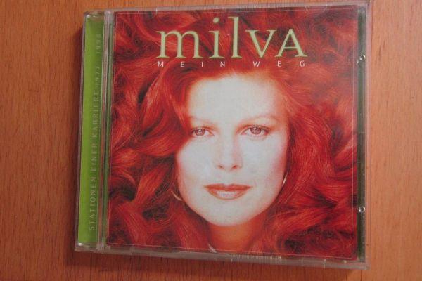 Milva - Mein Weg - CD