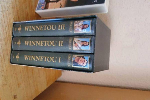 Sammlung - VHS VIDEOKASETTEN 23x