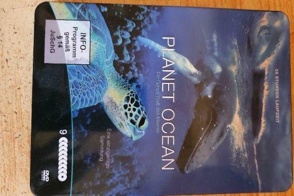 Planet Ocean - Die ganze Welt des Meeres [9 DVDs]
