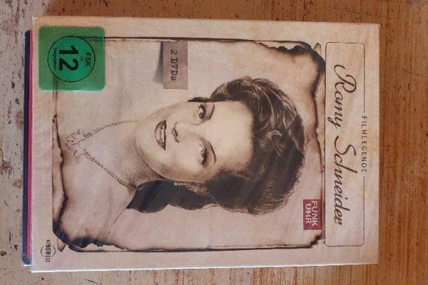 DVD Romy Schneider Filmlegende - 2 DVDs