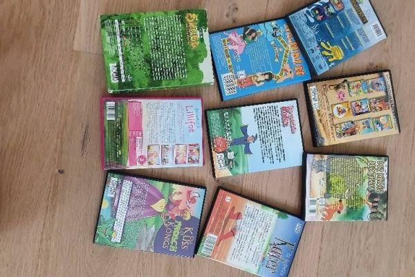 Kinderfilme DVD Sammlung