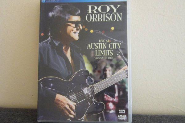 Roy Orbison - Live at Austin City Limits  August 1982 - Dvd