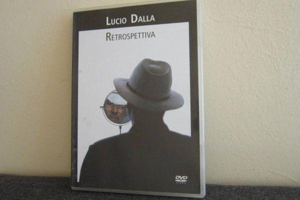 Lucio Dalla - Retrospettiva - Dvd