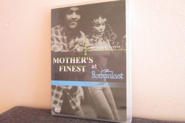 Mother´s Finest at Rockpalast - Dvd