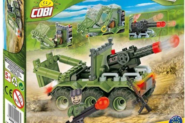 G21 Raketenwerfer Fahrzeug (COBI 2196)
