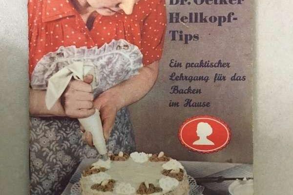 Dr. Oetker Hellkopf-Tips. Ein praktischer Lehrgang für das Backen